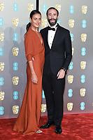 Joseph Fiennes<br /> arriving for the BAFTA Film Awards 2019 at the Royal Albert Hall, London<br /> <br /> ©Ash Knotek  D3478  10/02/2019