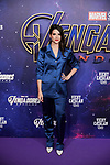 Ana Caldas attends to Avengers Endgame premiere at Capitol cinema in Madrid, Spain. April 23, 2019. (ALTERPHOTOS/A. Perez Meca)