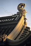 Chinese Garden Architectural Detail