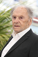 JEAN-LOUIS TRINTIGNANT - PHOTOCALL OF THE FILM 'HAPPY END' AT THE 70TH FESTIVAL OF CANNES 2017