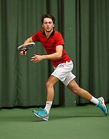 March 15, 2015, Netherlands, Rotterdam, TC Victoria, NOJK, Joris Bodin (NED)<br /> Photo: Tennisimages/Henk Koster