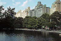 New York City: Central Park, East Side.  Photo '78.
