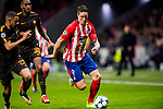 Fernando Torres of Atletico de Madrid runs with the ball during the UEFA Champions League 2017-18 match at Wanda Metropolitano on 22 November 2017 in Madrid, Spain. Photo by Diego Gonzalez / Power Sport Images
