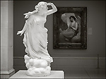 Chicago, IL: <br /> The Chicago Art Institute, <br /> Pleade and Winged Figure