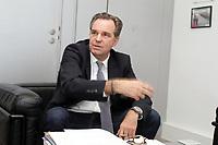 ConfÈrence de presse de Renaud Muselier pour ses 30 ans de mandat politique, ‡ Marseille, France, 20/03/2017. # 30 ANS DE POLITIQUE POUR RENAUD MUSELIER
