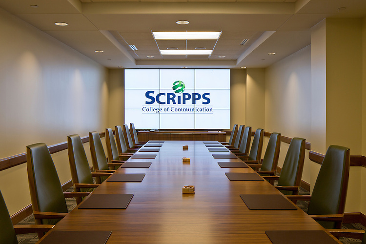 Schoonover Center for Communication at the Scripps College of Communication at Ohio University | The Collaborative The Schoonover Center for Communication at Ohio University | The Collaborative