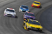 Monster Energy NASCAR Cup Series<br /> AAA 400 Drive for Autism<br /> Dover International Speedway, Dover, DE USA<br /> Sunday 4 June 2017<br /> Daniel Suarez, Joe Gibbs Racing, STANLEY Toyota Camry, Denny Hamlin, Joe Gibbs Racing, FedEx Express Toyota Camry, Trevor Bayne, Roush Fenway Racing, AdvoCare Ford Fusion<br /> World Copyright: Logan Whitton<br /> LAT Images<br /> ref: Digital Image 17DOV1LW3749