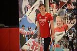 Stephanie Dixon, Toronto 2015.<br /> Canadian Paralympic Committee visit Fairlawn PS in Brampton to celebrate Paralympic Schools Week // Le Comité paralympique canadien visite Fairlawn PS à Brampton pour célébrer la Semaine paralympique des écoles. 05/08/2015.