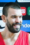 Marc Gasol after the training of Spanish National Team of Basketball. August 07, 2019. (ALTERPHOTOS/Francis González)