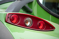 1-3-2021 Light unit on a Fendt tractor<br />  ©Tim Scrivener Photographer 07850 303986<br />      ....Covering Agriculture In The UK....