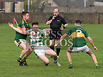O'Raghallaighs V Cooley Kickhams