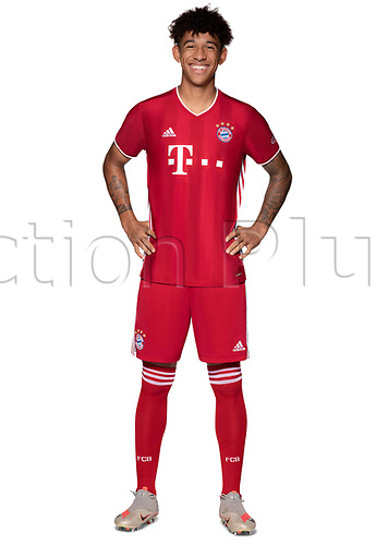 26th October 2020, Munich, Germany; Bayern Munich official seasons portraits for season 2020-21;  Chris Richards