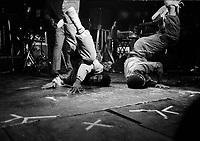 Breakdance, vers 1983