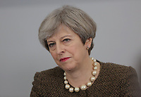 2017 03 20 Prime Minister Theresa May in Swansea, Wales, UK