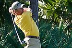 PALM BEACH GARDENS, FL. - Miguel A. Jimenez during Round Three play at the 2009 Honda Classic - PGA National Resort and Spa in Palm Beach Gardens, FL. on March 7, 2009.