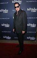 "11 June 2021 - Las Vegas, NV - Frank Vallelonga.  VIP World Premiere Screening  of ""The Birthday Cake"" at The Mob Museum Las Vegas. Photo Credit: mjt/AdMedia"