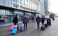 Nederland - Amsterdam - 2019. Station Sloterdijk . Foto Berlinda van Dam / Hollandse Hoogte