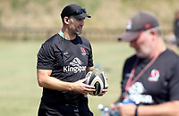 Friday 23rd July 2021; Ulster Rugby Skills Coach Craig Newby during Ulster Rugby Pre-Season Training held at Pirrie Park, Belfast, Northern Ireland. Photo by John Dickson/Dicksondigital