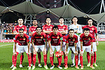 Guangzhou Evergrande squad pose for team photo during the AFC Champions League 2017 Group G match between Eastern SC (HKG) vs Guangzhou Evergrande FC (CHN) at the Mongkok Stadium on 25 April 2017, in Hong Kong, China. Photo by Chung Yan Man / Power Sport Images