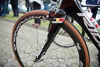 Belgian Champ bike <br /> <br /> 3 Days of De Panne 2015