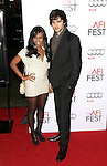 Brandee Tucker and Michael Steger at The AFI FEST 2009 Centerpiece Screening Gala -The Imaginarium Of Dr. Parnassus held at The Grauman's Chinese Theatre in Hollywood, California on November 02,2009                                                                   Copyright 2009 DVS / RockinExposures