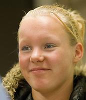 12-12-08, Rotterdam, Reaal Tennis Masters, Kiki Bertens