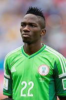 Kenneth Omeruo of Nigeria
