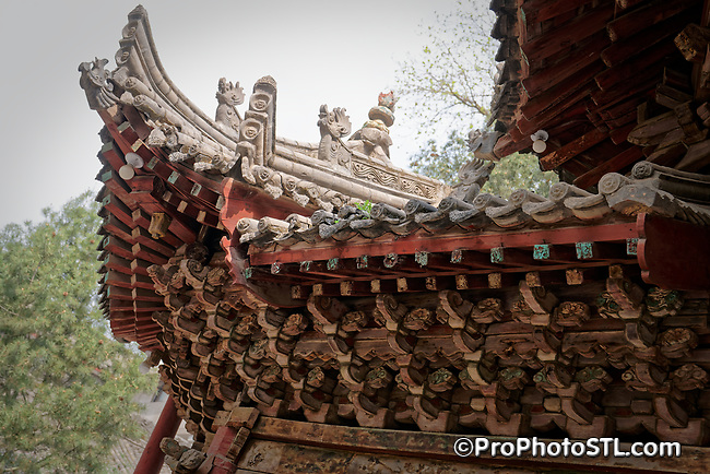 The Great Mosque of Xi'an, China