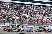 2017 NASCAR Xfinity Series - Boyd Gaming 300<br /> Las Vegas Motor Speedway - Las Vegas, NV USA<br /> Saturday 11 March 2017<br /> Brad Keselowski and Kyle Busch, NOS Energy Drink Toyota Camry<br /> World Copyright: Nigel Kinrade/LAT Images<br /> ref: Digital Image 17LAS1nk05205