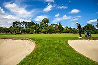 Samuel Jones. Day three of the Brian Green Property Group NZ Super 6s Manawatu at Manawatu Golf Club in Palmerston North, New Zealand on Saturday, 27 February 2021. Photo: Dave Lintott / lintottphoto.co.nz
