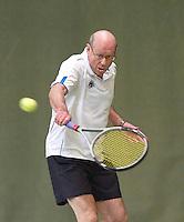 12-03-11, Tennis, Rotterdam, NOVK, Hans Bronckhorst