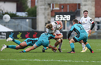 Sunday 25th October 2020   Ulster vs Dragons<br /> <br /> Jordi Murphy during the Guinness PRO14 match between Ulster and Dragons at Kingspan Stadium in Belfast. Photo by John Dickson / Dicksondigital