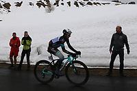 24th May 2021, Giau Pass, Italy; Giro d'Italia, Tour of Italy, route stage 16, Sacile to Cortina d'Ampezzo ; Simon Yates (GBr)