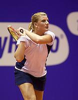 9-12-09, Rotterdam, Tennis, REAAL Tennis Masters 2009, Linda Sentis