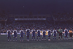 Singapore vs Laos during their Tiger Cup 1998 Group B match at Hanoi Stadium on 30 August 1998, in Hanoi, Vietnam. Photo by Stringer / Lagardere Sports