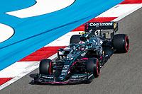 2021 FIA F1 Grand Prix of Bahrain Free Practise Mar 26th