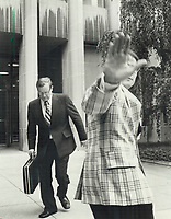 The picture below was taken by Star photographer Bob Olsen in June, 1975, when Igor Gouzenko came out of hiding in Toronto to testify in a lawsuit. It was locked in a vault at The Star and brought out last night when the RCMP confirmed that lgor's days of hiding were over.