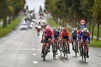 race leaders in the race finale<br /> <br /> 82nd Gent-Wevelgem in Flanders Fields 2020 (1.UWT)<br /> 1 day race from Ieper to Wevelgem (232km)<br /> <br /> ©kramon