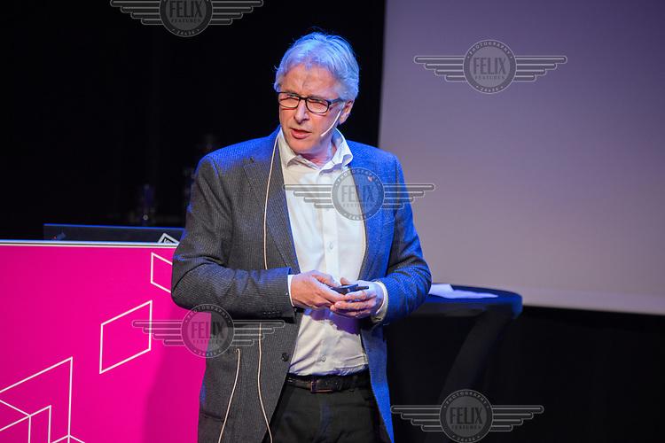 Geotek konferanse 2018<br /> <br /> ©Fredrik Naumann/Felix Features