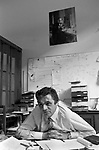 Professor Jean-Claude Chermann Pasteur Institute, Institut Pasteur, Paris, France 1985.