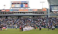 Los Angeles Galaxy vs San Jose Earthquakes July 22 2010