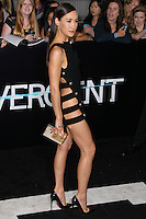 """WESTWOOD, LOS ANGELES, CA, USA - MARCH 18: Maggie Q at the World Premiere Of Summit Entertainment's """"Divergent"""" held at the Regency Bruin Theatre on March 18, 2014 in Westwood, Los Angeles, California, United States. (Photo by Xavier Collin/Celebrity Monitor)"""