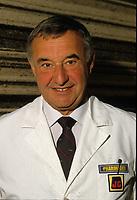 Circa 1990 file Photo - Jean Coutu, owner  Pharmacies Jean Coutu