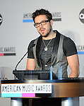 Danny Gokey at The 2010 American Music Award Nomination Announcements held at The JW Marriott Los Angeles at L.A. Live in Los Angeles, California on October 12,2010                                                                               © 2010 Hollywood Press Agency