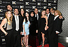 Honorees Carole Cooper, Richard Leibner and family attend the Broadcasting & Cable Hall Of Fame 2018 Awards on October 29, 2018 at Ziegfeld Ballroom In New York, New York, USA. <br /> <br /> photo by Robin Platzer/Twin Images<br />  <br /> phone number 212-935-0770