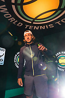 ABNAMRO World Tennis Tournament, 14 Februari, 2018, Rotterdam, The Netherlands, Ahoy, Tennis, Lucas Pouille (FRA)<br /> <br /> Photo: www.tennisimages.com