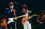 Eric Clapton, Jeff Beck , Bill Wyman, Charlie Watts 1983 ARMS Concert