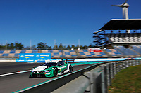 23rd August 2020, Lausitz Circuit, Klettwitz, Brandenburg, Germany. The Deutsche Tourenwagen Masters (DTM) race at Lausitz;  Nico M�ueller SUI, Audi Team Abt Sportsline, Audi RS5 DTM