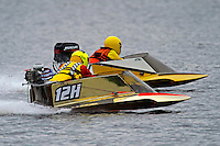 12-H and Boat X   (Outboatd Hydroplane)