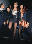 MAFALDA D'AOSTA CON JOSEPHA SUAREZ<br /> COMPLEANNO MAFALDA D'AOSTA      ALIEN CLUB  ROMA 1993